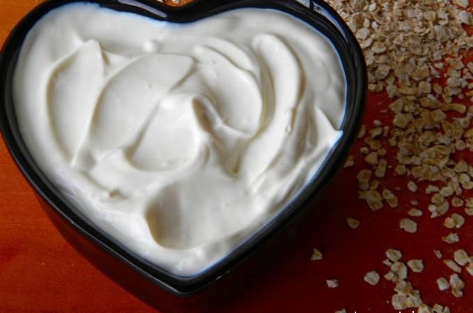 Receita de iogurte grego