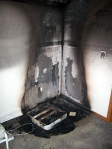 Before Fire Loss