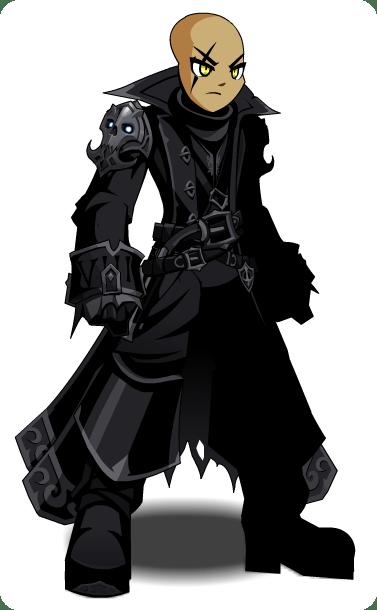 Cursed Legion Naval Commander Aqw