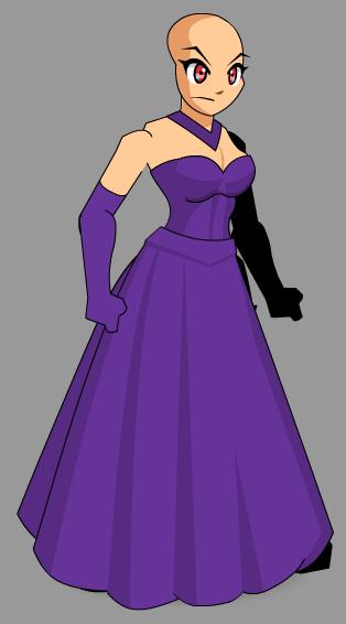 Cyseros Wedding Garb AQW