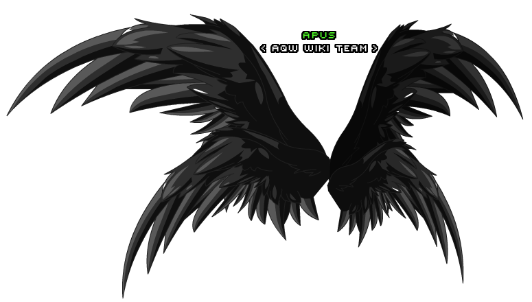 Deadlier Mortus Wings AQW