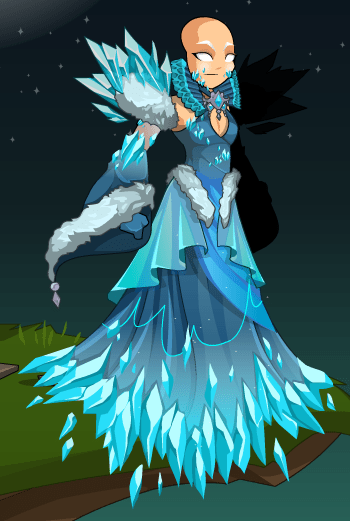 Frozen royalty aqw, love coloring page