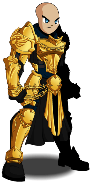 Gilded Magistrate AQW