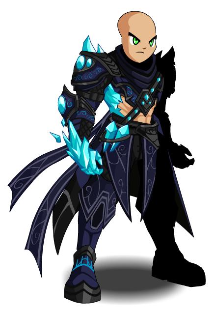 Ice Rogue AQW