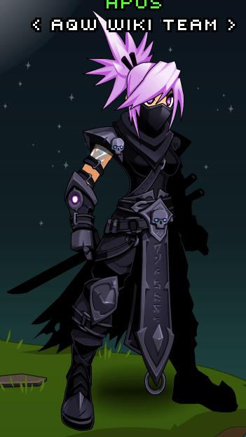 Legion Blademaster Assassin AQW