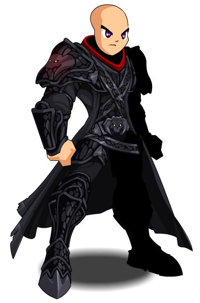 Living Shadow Assassin AQW