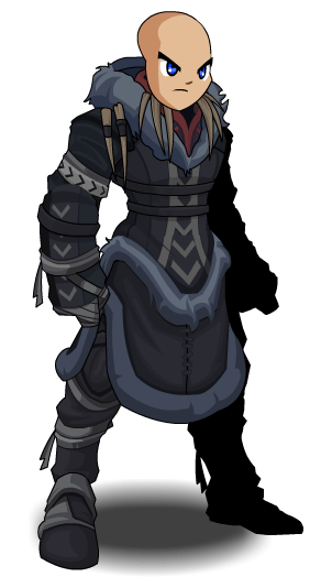 Tundra Stalker Armor Aqw