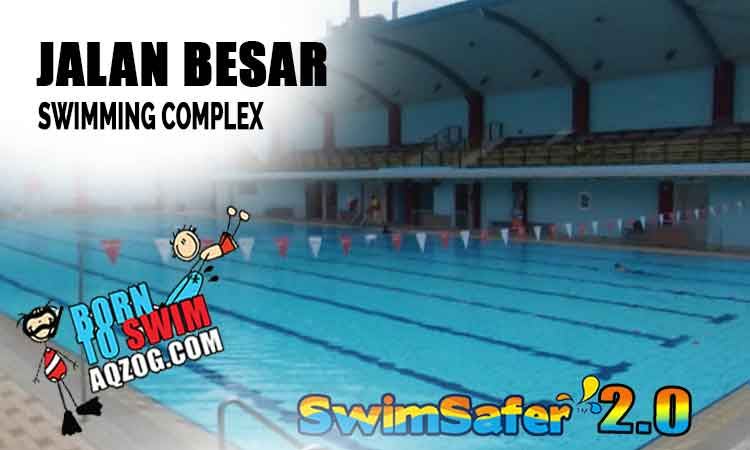Located at the central of Singapore, the swimming pool at jalan besar provide convenience to the local population