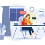 How to Efficiently Work from HOME?
