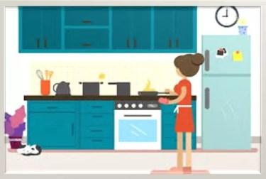 173. Obyazana li zhena ubiratsya po domu gotovit stirat i t.d - 173. Обязана ли жена убираться по дому, готовить, стирать и т.д?