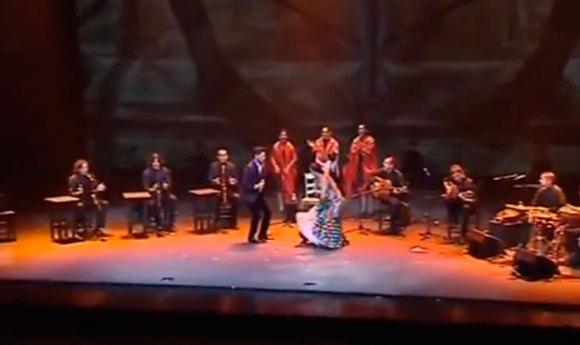 Suelo de Flamenco