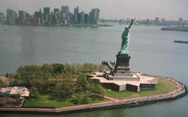 تمثال الحرية في نيويورك معلومات لا يعرفها الكثيرين ويكي عربي