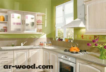 تزيين المطبخ بأشياء بسيطة 2