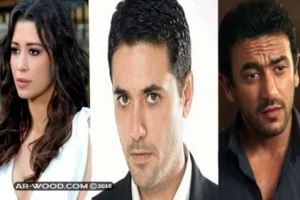 ابطال مسلسل أبو عمر المصري ، الاسماء الحقيقية لابطال مسلسل أبو عمر المصري