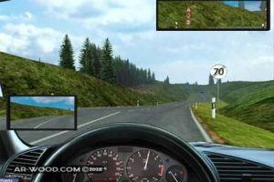 برنامج تعليم قيادة السيارة كما لو كنت داخل سيارة حقيقي