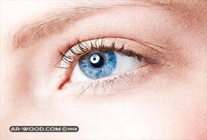 تغير لون العين في مصر