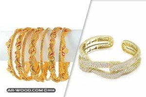 لبس الاساور الذهب للعزباء في المنام