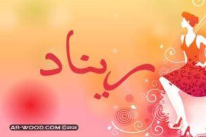 معنى ريناد في لسان العرب