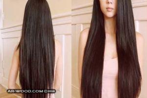 خلطات لتطويل الشعر وتنعيمه في يوم