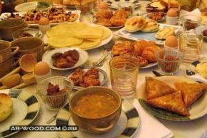 شهيوات مغربية سهلة التحضير في رمضان