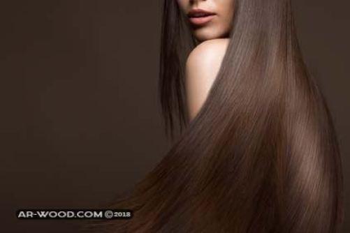 خلطات لتكثيف الشعر وتطويله وتنعيمه في اسبوع