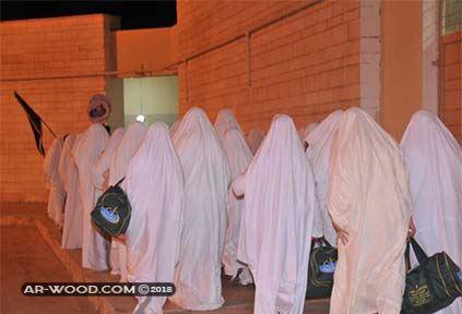 ملابس الاحرام للنساء في العمرة