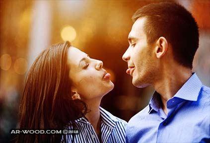 تفسير حلم تقبيل الفم رجل غريب