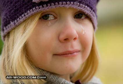 رؤية شخص تحبه يبكي في المنام
