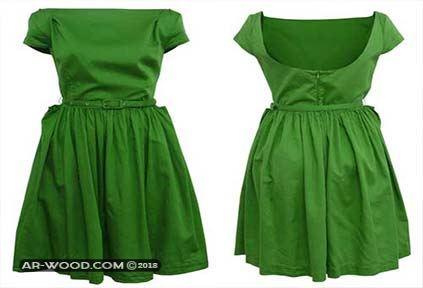 تفسير حلم لبس فستان اخضر طويل للعزباء