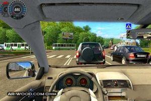 العاب تعليم قيادة السيارات الحقيقية من الداخل