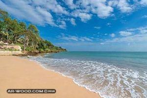 المشي على شاطئ البحر في المنام