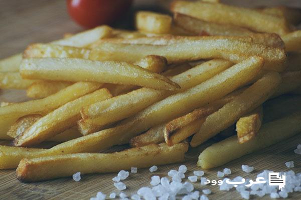 اكل البطاطس المقلية في المنام للعزباء Cooknays Com