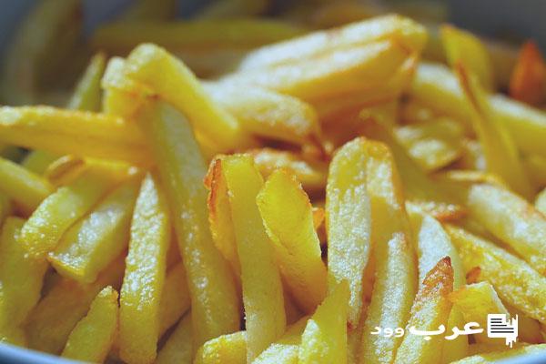 تفسير حلم اكل البطاطس المقلية