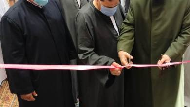 صورة  افتتاح مسجد الأنوار المحمدية بمديرية أوقاف القليوبية