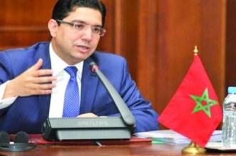 بوريطة: المغرب يدعو إلى احترام حرية الملاحة البحرية بمضيق هرمز