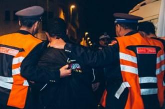 """القبض على أفراد عصابة متخصصة في السرقة تحت التهديد بـ""""آيت ملول"""""""