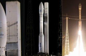 """القمر الصناعي المغربي """"محمد السادس – ب"""" يصل الفضاء بنجاح"""