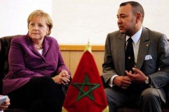 ميركل تشيد بالشراكة بين ألمانيا و المغرب في مجال المناخ