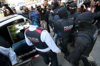 """الشرطة الإسبانية تطلق النار على فرنسي """"هتف الله أكبر"""""""