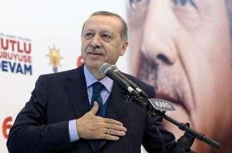 إردوغان يحصل على أزيد من 53% بعد فرز 90% من الأصوات في انتخابات الرئاسة