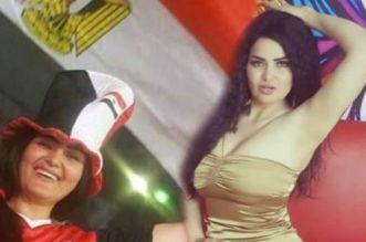 راقصة وممثلة إغراء تترشح لرئاسة مصر