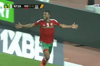 بالفيديو.. أهداف مباراة المغرب وغينيا 3-1