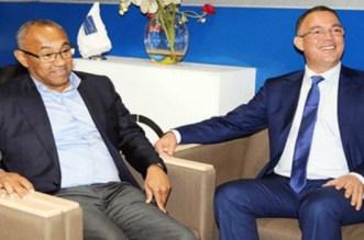 أحمد أحمد لاتحاد الكرة الأوروبي: صوتوا للمغرب