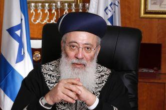 حاخام إسرائيلي للملك محمد السادس: إننا نصلي لأجلك منذ إجراء العلمية