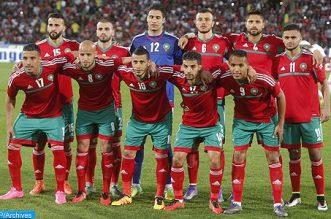 المنتخب المغربي يفوز على نظيره الصربي استعدادا لنهائيات كأس العالم