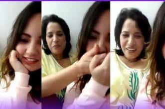 بالفيديو.. نجاة اعتابو رفقة ابنتها تجيب على أسئلة معجبيها و تحكي حقائق لأول مرة