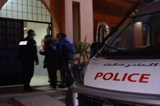 """اعتقال 10 أشخاص استغلوا اندلاع الحريق بـ""""سوق إنزكان"""" من أجل السرقة"""