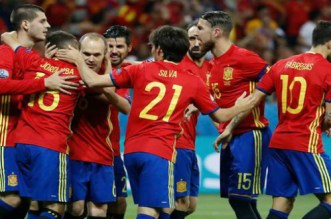 حقائق وإحصائيات غربية في قائمة إسبانيا لكأس العالم