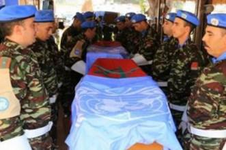 إفريقيا الوسطى.. غوتيريس يعزي المغرب في وفاة جندي من التجريدة المغربية