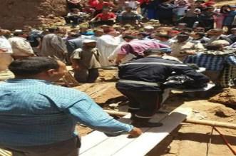 فاجعة.. مصرع 3 طفلات بحادث انهيار منزل طيني -صور